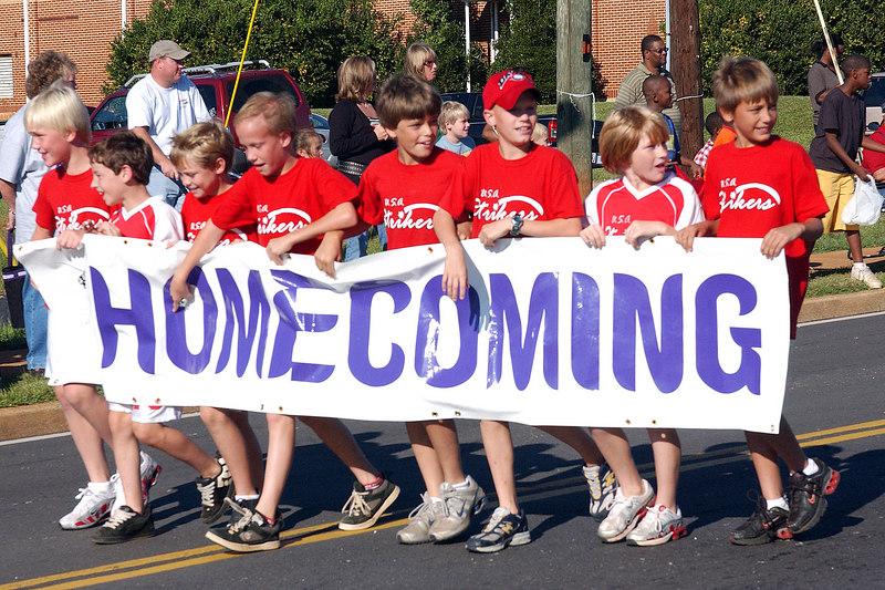 Homecoming Parade  -  Sept. 29, 2006