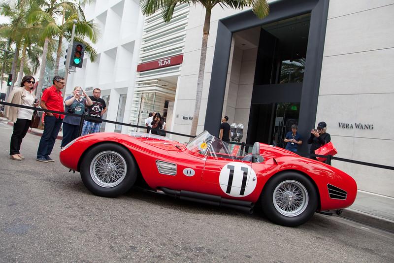 1960 Ferrari 250 TR/60 - 0774TR, 1960 Le Mans winner.