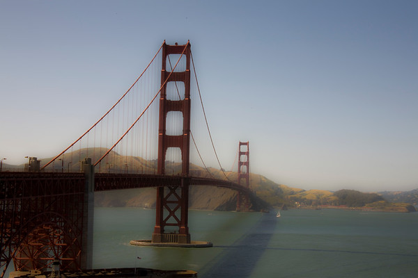 Golden Gate Bridge, San Francisco - May, 2009