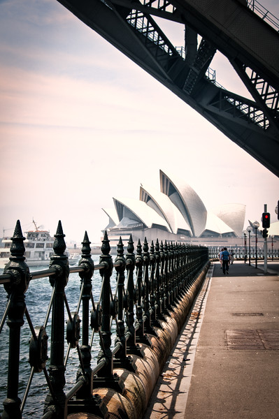 Opera House Railings - Sydney