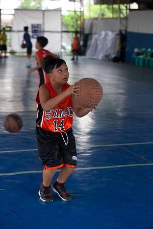 GS Basketball SFAMSC vs LLC 2014-2015