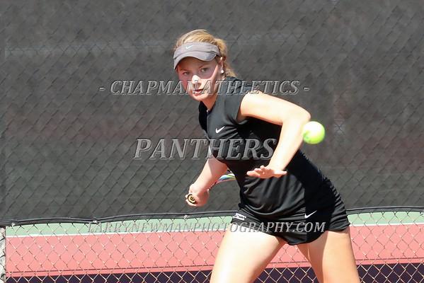 W Tennis vs. Mary Washington 3-4-15