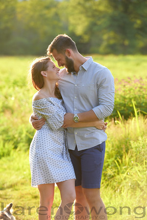 Laura and Jeremy Engagement 2017