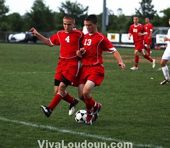 Boys Soccer: Region II Quarterfinal - Sherando vs. Broad Run (by Dan Sousa)