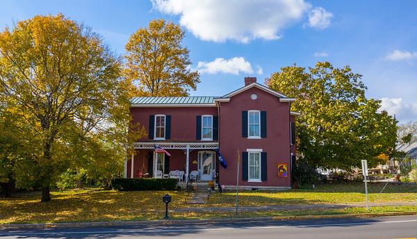Caplinger House