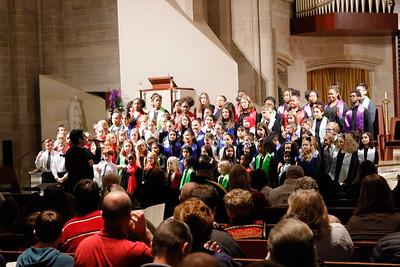 Detroit Children's Choir Christmas Festival - All Choirs