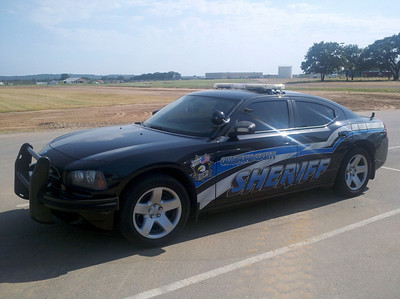 Oklahoma Police Vehicles