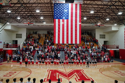 Mississinewa vs Bluffton 2-16-19