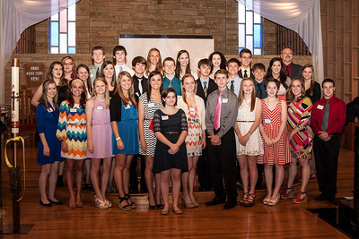 2013 Holy Family Confirmation