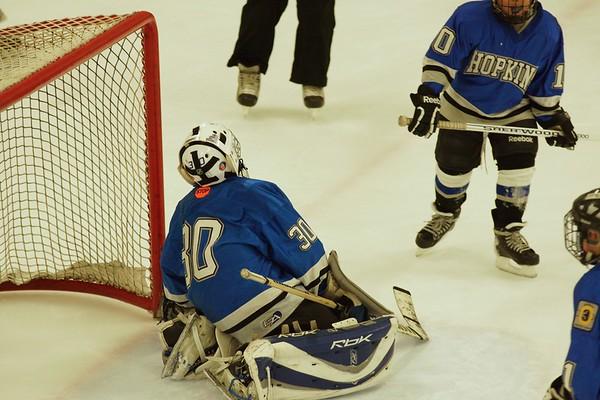 1/3/2015 Hopkins vs Wayzata Hockey
