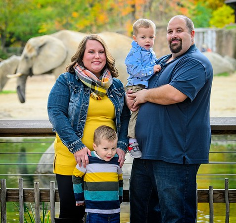 Zemla Family at the Zoo
