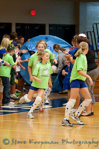2010 Holy Family Volleyball Championship