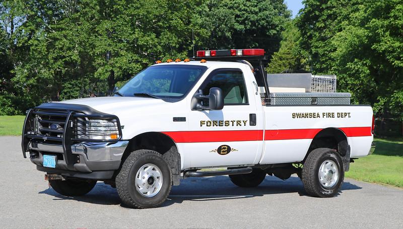 Forestry 2.  2002 Ford F-350 / Custom.  250 / 200