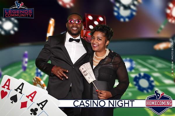 Texans Homecoming Casino Night - Photos