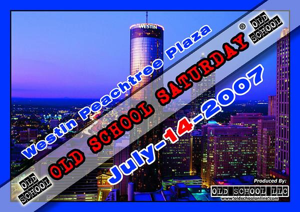 OSS @ Westin Peachtree Plaza ::: ATL, GA [Jul.14.2007]