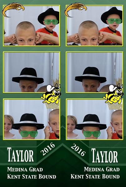 Taylor Grad Party 2016