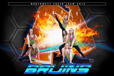 Dance Crew 2014-15