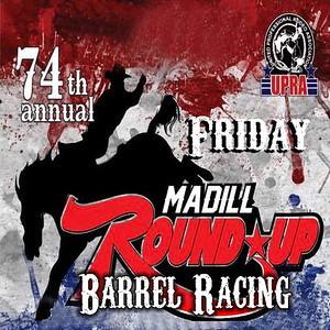 Madill Friday Night Barrel Racing