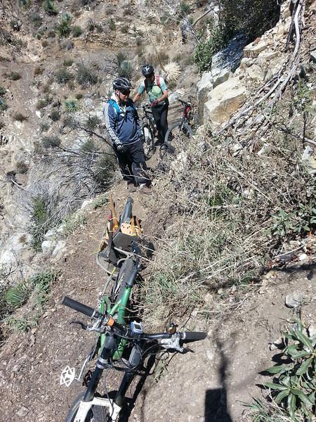 20140316052-Strawberry Peak Trailwork
