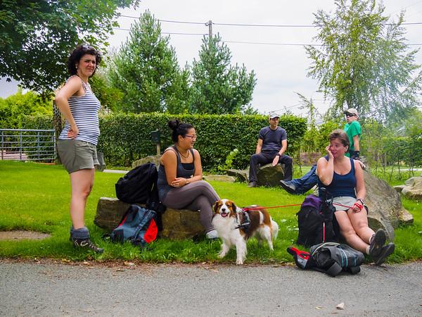 02.08.2014 - Ardennenwandeling - Meer Robertville