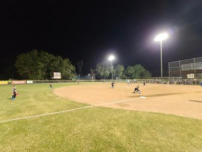 9U Panthers Softball Fall 2020