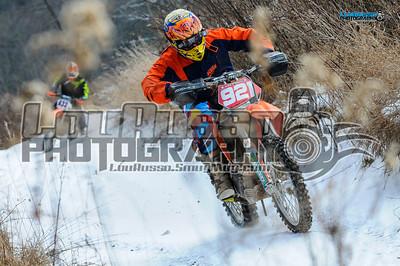 Evansville Snow Scamble Jan 19, 2014