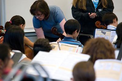 Music Classroom October 15, 2009