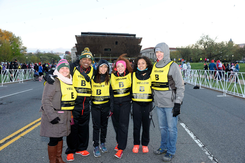 2016 Cherry Blossom Ten Mile Run - Bob Mallet