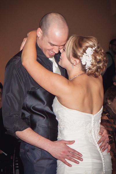 Dani and Brett's Wedding