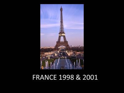 1998 2001 France