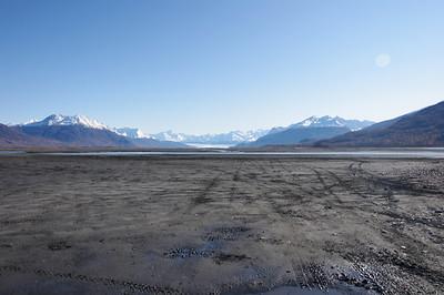 10-09-2011 Run to Knik Glacier