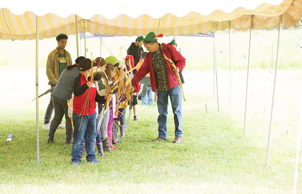 Community Archery Event