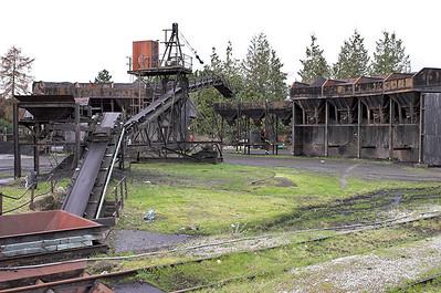 Gobowen Coal Yard