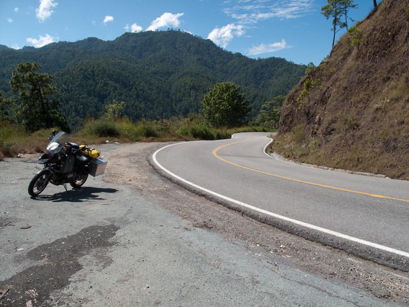 Road to Oaxaca