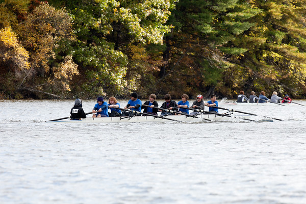 2010 NH Championship - Women's Novice 4+ & Women's Jr. Novice 4 +