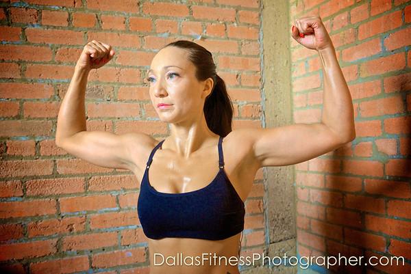 Teresa Fitness Portraits