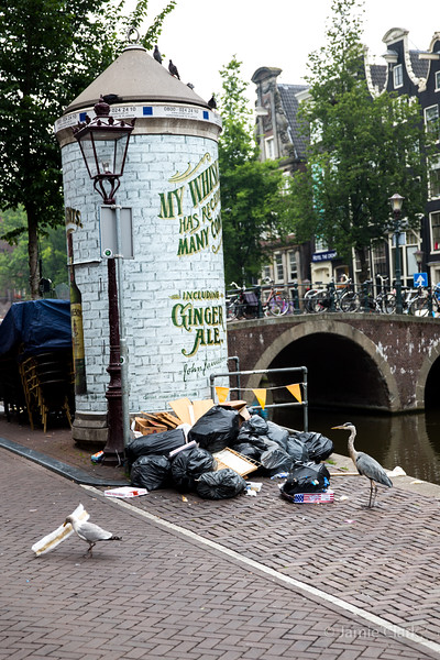 Red Light District, Amsterdam - July 2014