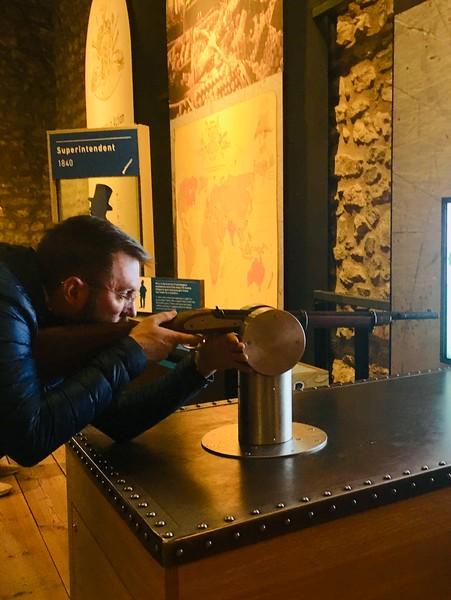 Tower of London Brokamp target practice.JPG