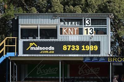 Under 15's - Match 2 - KNTFL v MSEFL
