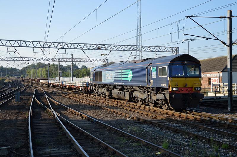 66424 0732/6c02 Crewe-Carlisle.