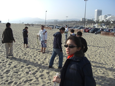 2008 Fun Day at Santa Monica Beach