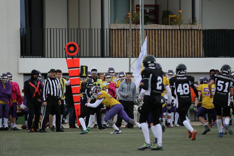 2017; AFBÖ; American Football; Vienna Knights; Vienna Vikings; Youth; U17