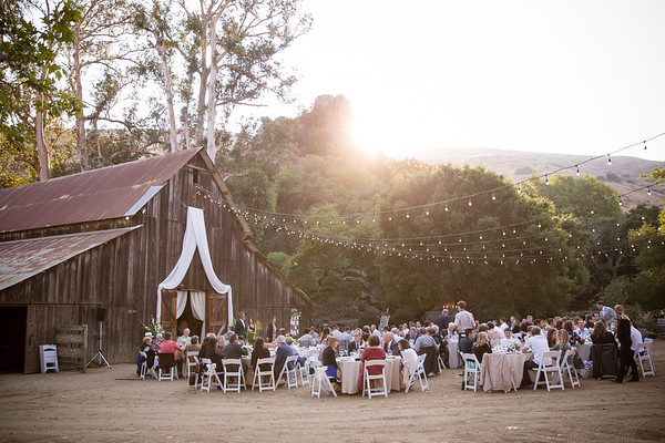 Paula and Mike's La Cuesta Ranch Wedding
