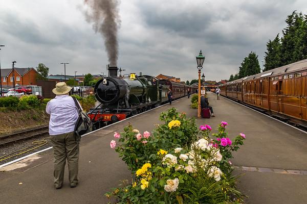 Severn Valley Railway 12th June 2018