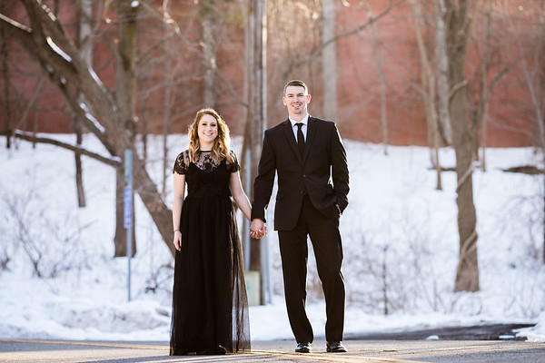 Andrea & Owen - Rochester, NY