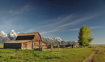 Grand Tetons & Jackson Hole