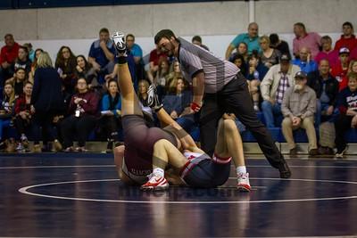 BACS Wrestling Duel 01.31.19