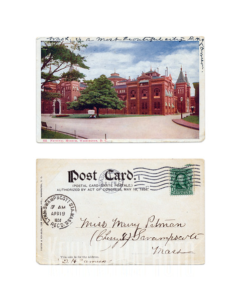 National Museum - 1904