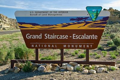 Grand Staircase - Escalante NM