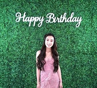 2019-05-18 Josephine's 18th Birthday & Graduation Party